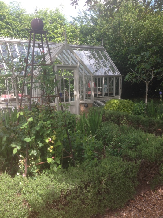 Traditional Glasshouse.