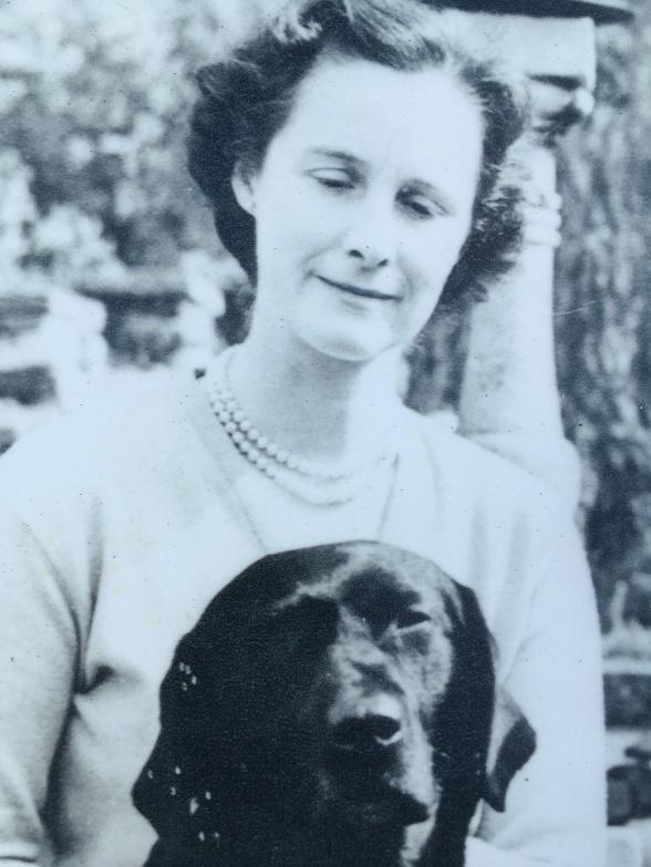 Lady Anne Palmer