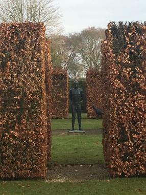 'Standing Man' by Elizabeth Frink