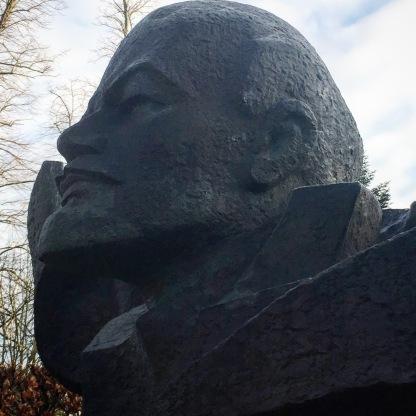 Lenin's head