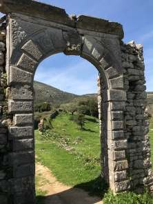 Archway at Old Perithia