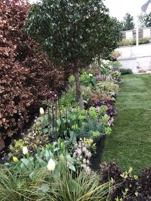Pip Probert's 'Yardley London flower garden'